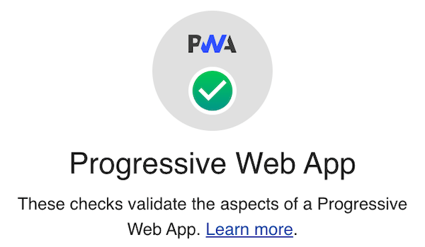 Thumbnail of PWA Optimization of Next.js web site